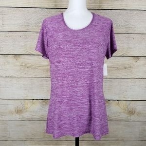 32 degrees cool womens Orchid purple t-shirt
